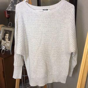 J. Crew wool batwing sweater